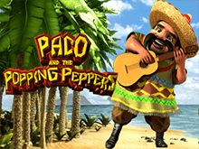 Paco And Popping Peppers